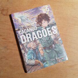 Caçando Dragoes - Vol.5 (Lote #109)
