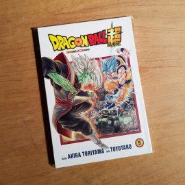 Dragon Ball Super - Vol.5 (Lote Capitão Mangá Captor)