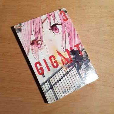 Gigant - Vol.3 (Lote #109)