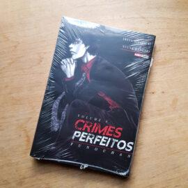 Crimes Perfeitos - Vol.8 (Lote Artes Marçoais)