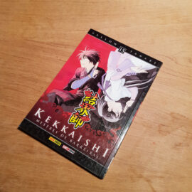 Kekkaishi - Vol.15 (Lote É Outubro Mas Já Tem Panetone)