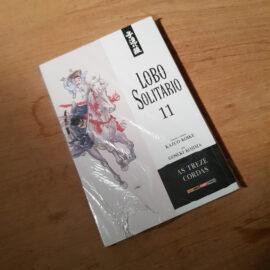 Lobo Solitario - Vol.11 (Mês dos Taurinos)