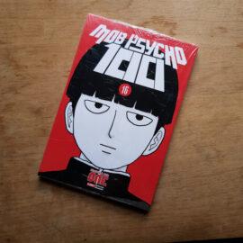 MOB Psycho - Vol.16 (Lote Lacrados e Baratos)