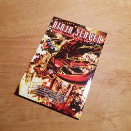 Ninja Slayer - Vol.1 (Lote É Outubro Mas Já Tem Panetone)