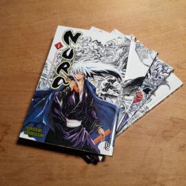 Nura - Vol.1 ao 4 (Lote É Outubro Mas Já Tem Panetone)