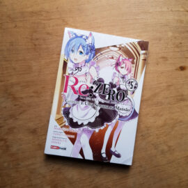 Re Zero - Uma semana na mansão - Vol.5 (Lote Lacrados e Baratos)