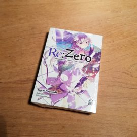 Re Zero - novel - Vol.1 (Lote É Outubro Mas Já Tem Panetone)