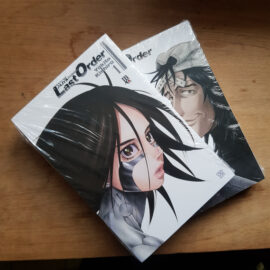 Battle Angel Alita - Last Order - Vol.1 e 2 (Lote Vende Avulso CAP)