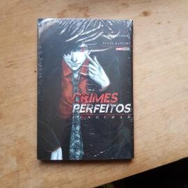 Crimes Perfeitos - Vol.10 (Lote Vende Avulso CAP)