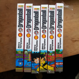 Dragon Ball - ed Def - Vol1 ao 6 (Lote Vende Avulso CAP)