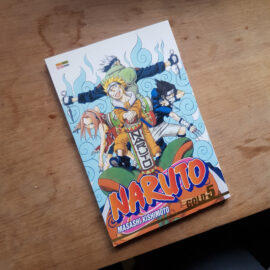 Naruto Gold - Vol.5 (Mês dos Taurinos)