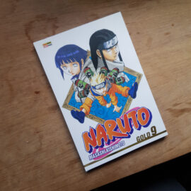 Naruto Gold - Vol.9 (Mês dos Taurinos)