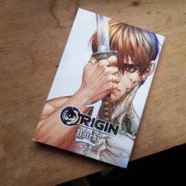 Origin - Vol.1 (Lote Vende Avulso CAP)