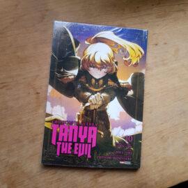 Tanya the Evil - Vol.10 (Lote Vende Avulso CAP)