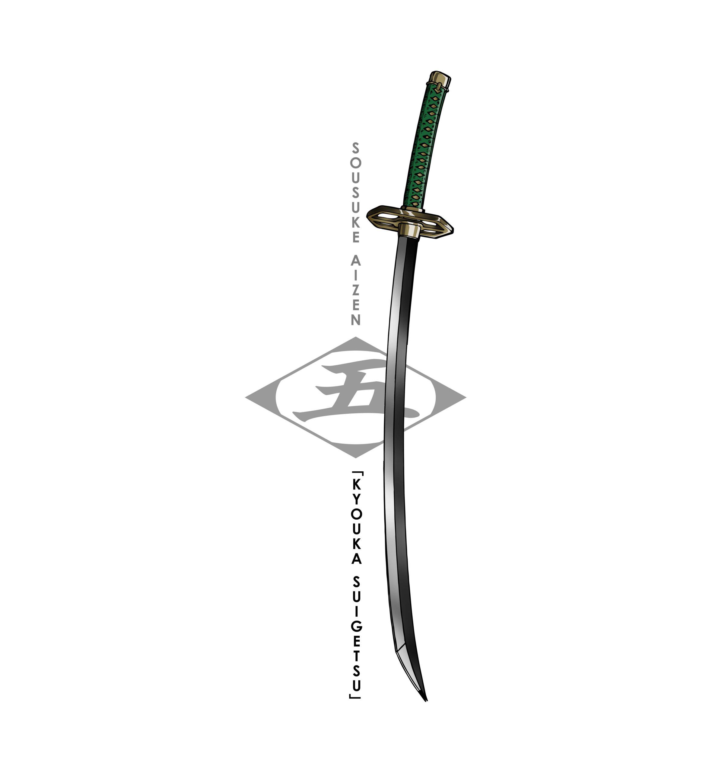 Adesivo - Sousuke Aizen