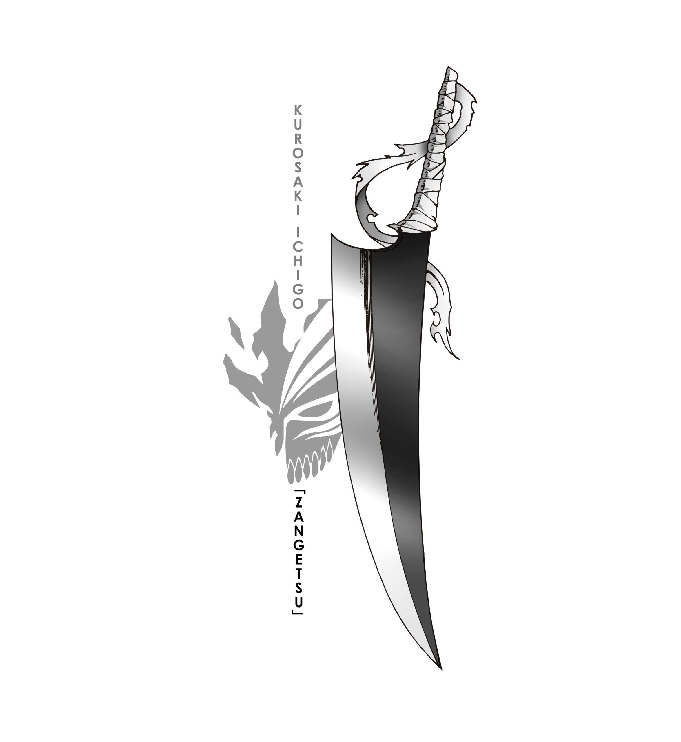 Adesivo - Kurosaki Ichigo