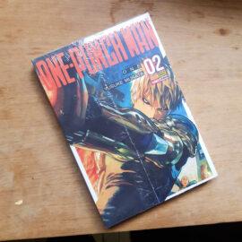One Punch Man - Vol.2 (Lote Acaba Logo 2020)