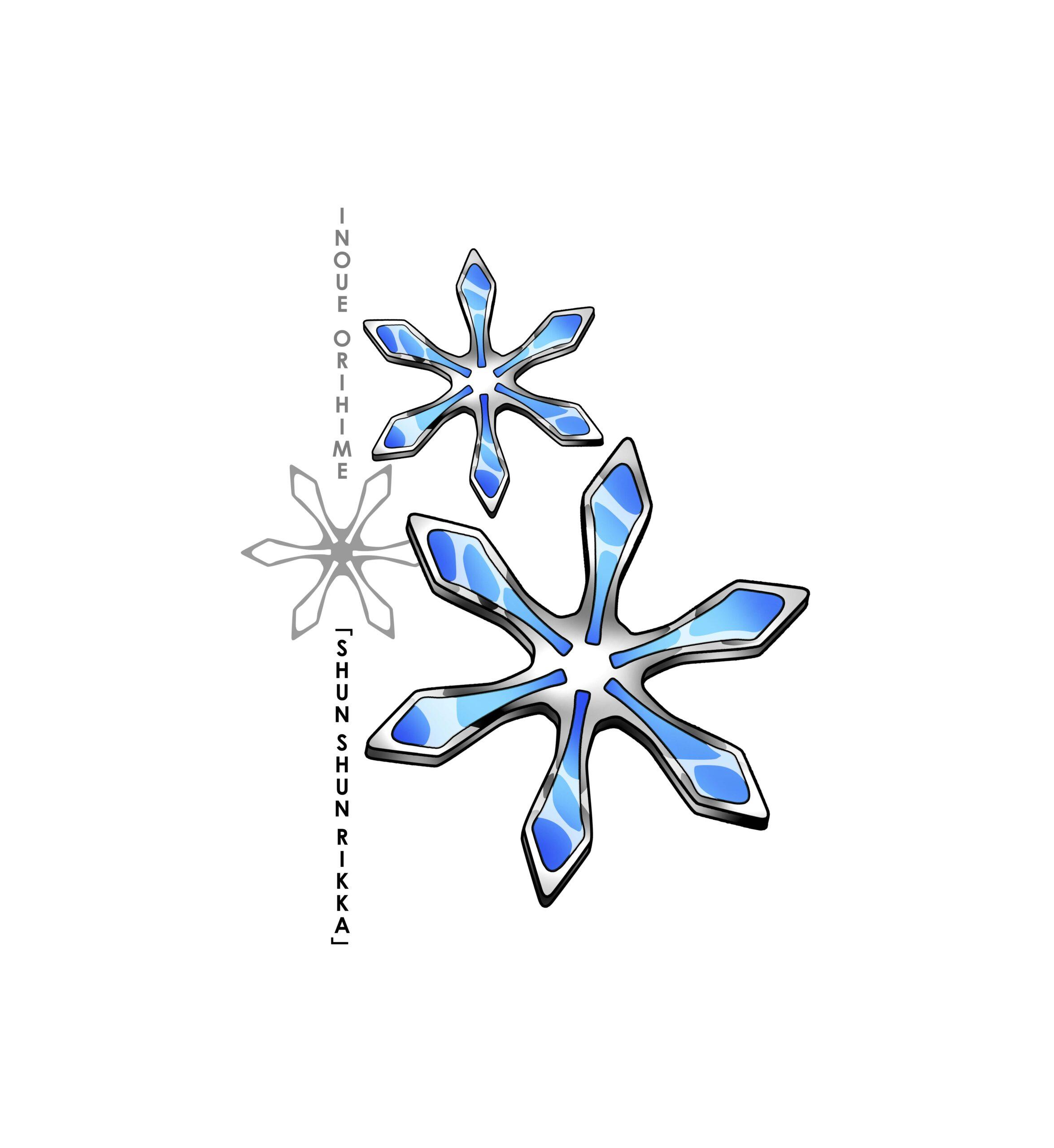 Adesivo - Inoue Orihime