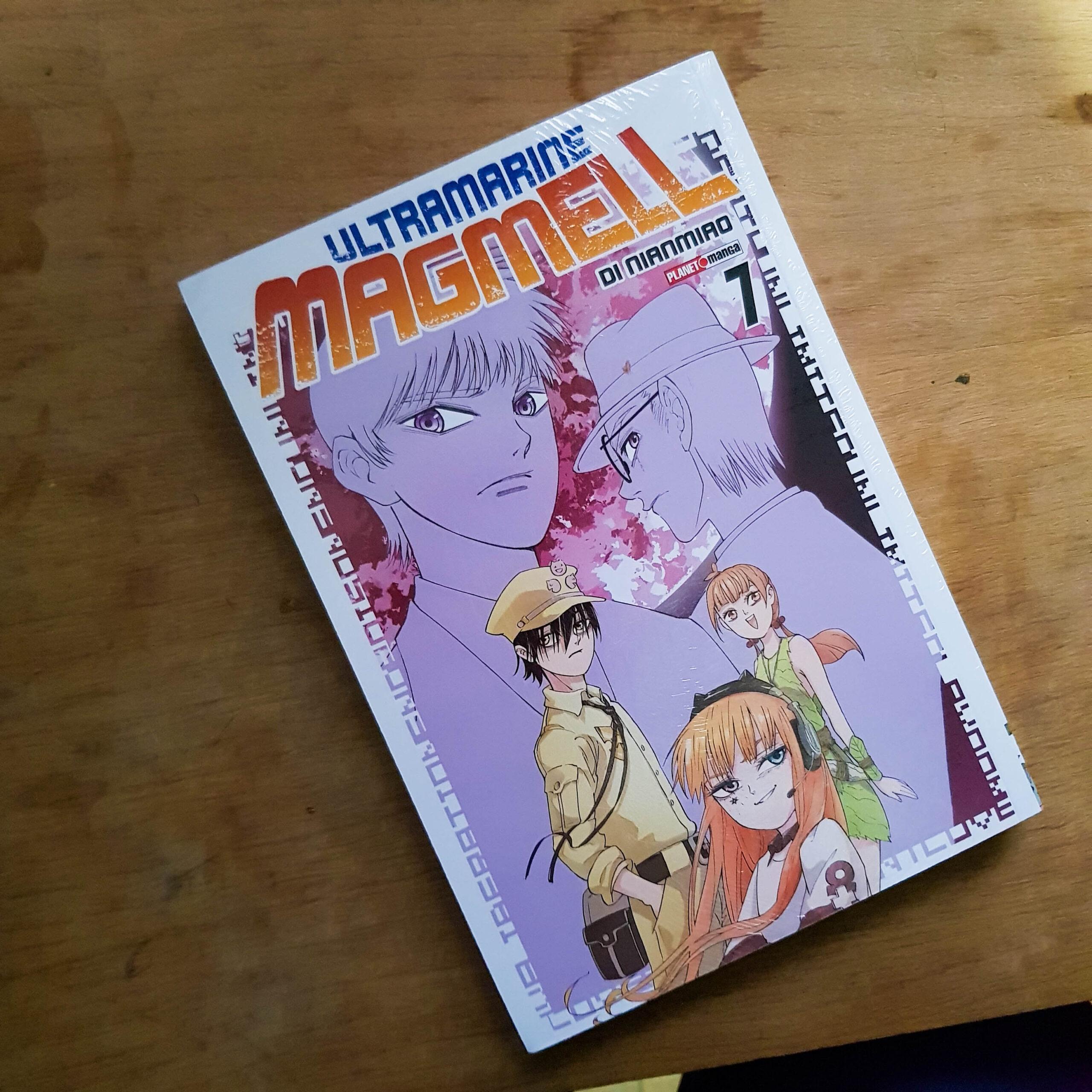 Ultramarine Magmell - Vol.7 (Lote Onigiri Forever)