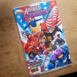 Avante, Vingadores! - Vol.17 (Lote #109)