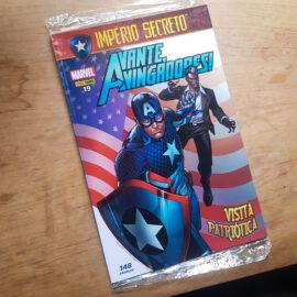 Avante, Vingadores! - Vol.19 (Lote #109)