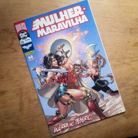 Mulher-Maravilha - Vol.28 (Lote #109)