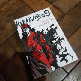 Avengers09 - Vol.1 (Lote Bota Fé 2021)