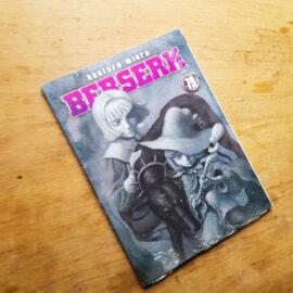 Berserk - ed ant - Vol.79 (Lote Fechando o Ano)