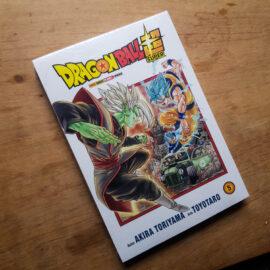 Dragon Ball Super - Vol.5 (Lote Fechando o Ano)