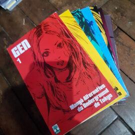 Gen - Manga alternativo - Completo (Lote Bota Fé 2021)