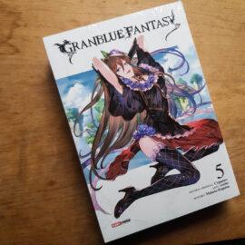 Granblue Fantasy - Vol.5 (Lote Fechando o Ano)