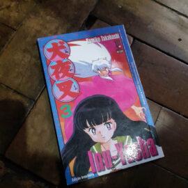 Inu Yasha - Vol.3 (Lote Bota Fé 2021)