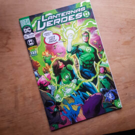 Lanterna Verde - Vol.25 (Lote #109)