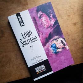 Lobo Solitario - Vol.7 (Lote Fechando o Ano)