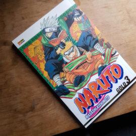 Naruto Gold - Vol.3 (Lote Fechando o Ano)