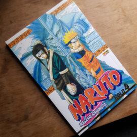 Naruto Gold - Vol.4 (Lote Fechando o Ano)