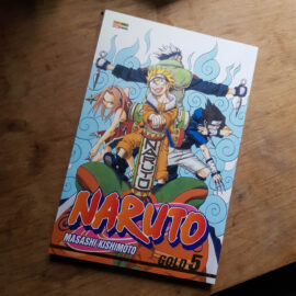 Naruto Gold - Vol.5 (Lote Fechando o Ano)