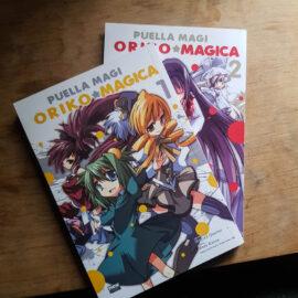 Oriko Magica - Vol.1 e 2 (Lote Fechando o Ano)