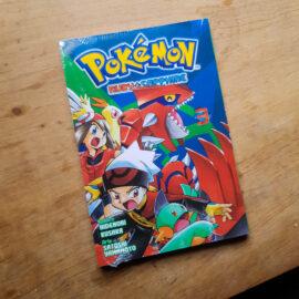 Pokemon Ruby e Saphire - Vol.3 (Lote Fechando o Ano)
