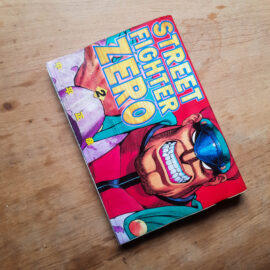 Street Fighter - Alpha JPN - Vol.2 (Lote Fechando o Ano)