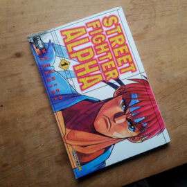 Street Fighter - Alpha - Vol.1 (Lote Fechando o Ano)
