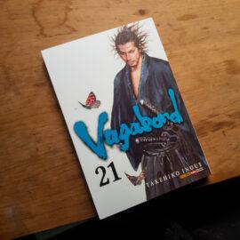 Vagabond - Vol.21 (Lote Fechando o Ano)
