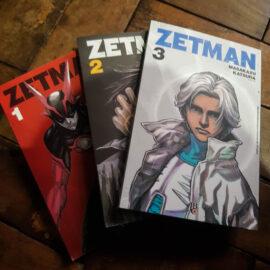 Zetman - Vol.1 ao 3 (Lote Bota Fé 2021)
