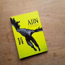 Ajin - Vol.14 (Lote CAP Tá de Molho)