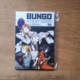 Bungo Stray Dogs - Vol.4 (Terceiro Liquidão)
