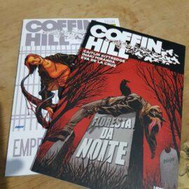 Coffin Hill - Vol.1 e 2 (Lote Híbrido)