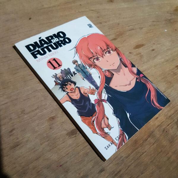 Diario do Futuro - Vol.11 (Terceiro Liquidão)