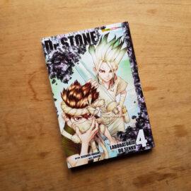 Dr Stone - Vol.4 (Lote CAP Tá de Molho)