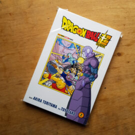 Dragon Ball Super - Vol.2 (Lote CAP Tá de Molho)