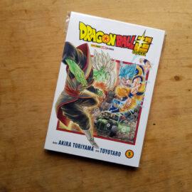 Dragon Ball Super - Vol.5 (Lote CAP Tá de Molho)